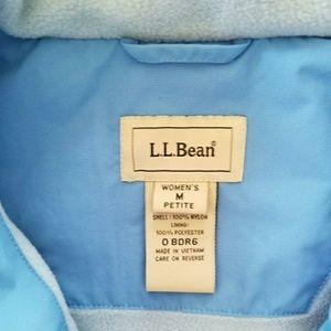 L.L. Bean Jackets & Coats - LL Bean Zip Front Winter Vest